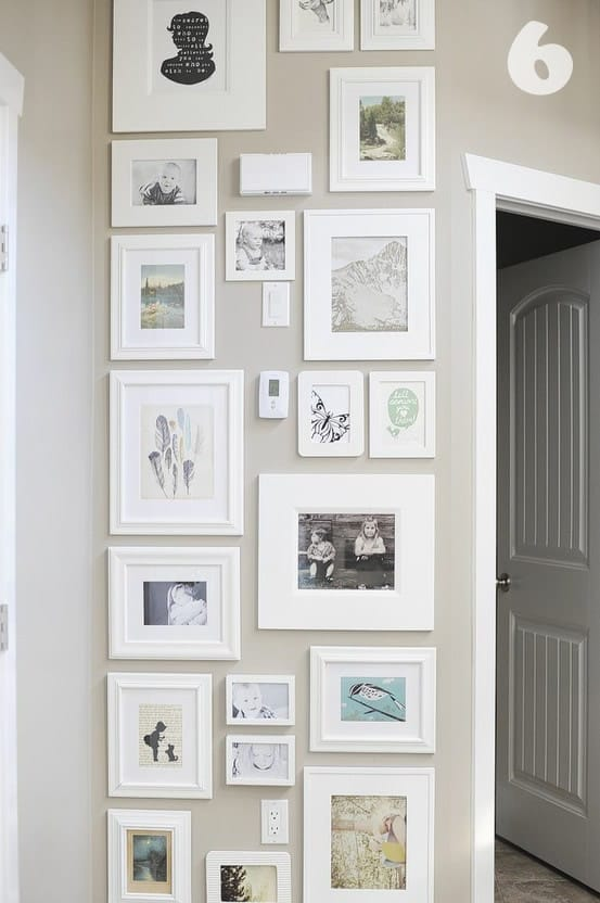 Diy Art Photo Wall Collages Endless Inspiration Picklee