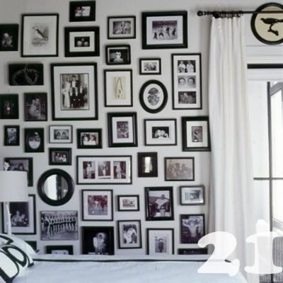 Wall Photo Collage diy art/photo wall collages & endless inspiration - picklee
